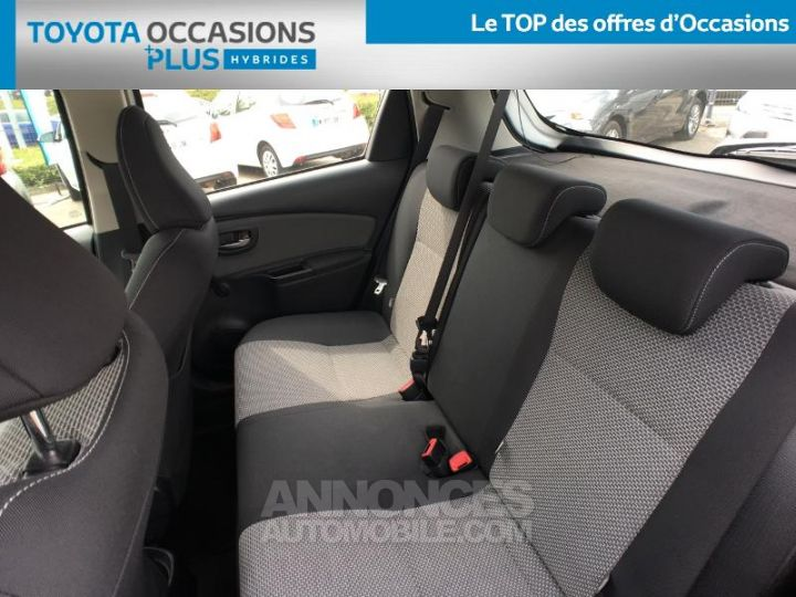 Toyota YARIS HSD 100h Dynamic 5p Blanc Occasion - 14