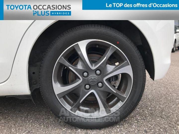 Toyota YARIS HSD 100h Graphic 5p Blanc Occasion - 4
