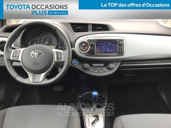 Toyota YARIS HSD 100h Graphic 5p Blanc Occasion - 5