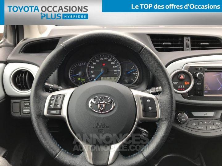Toyota YARIS HSD 100h Graphic 5p Blanc Occasion - 6