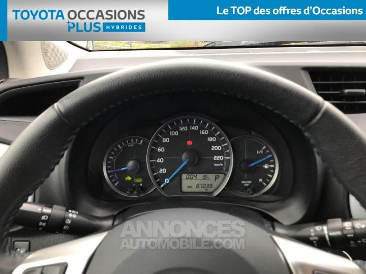 Toyota YARIS HSD 100h Graphic 5p Blanc Occasion - 8