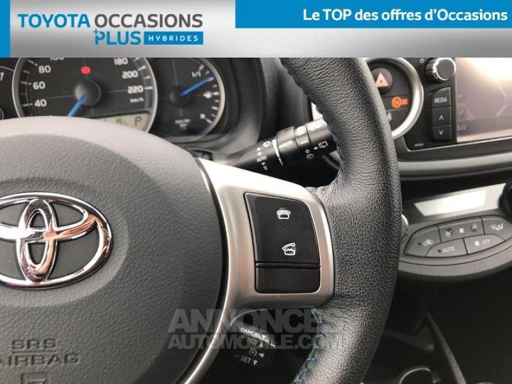 Toyota YARIS HSD 100h Graphic 5p Blanc Occasion - 9