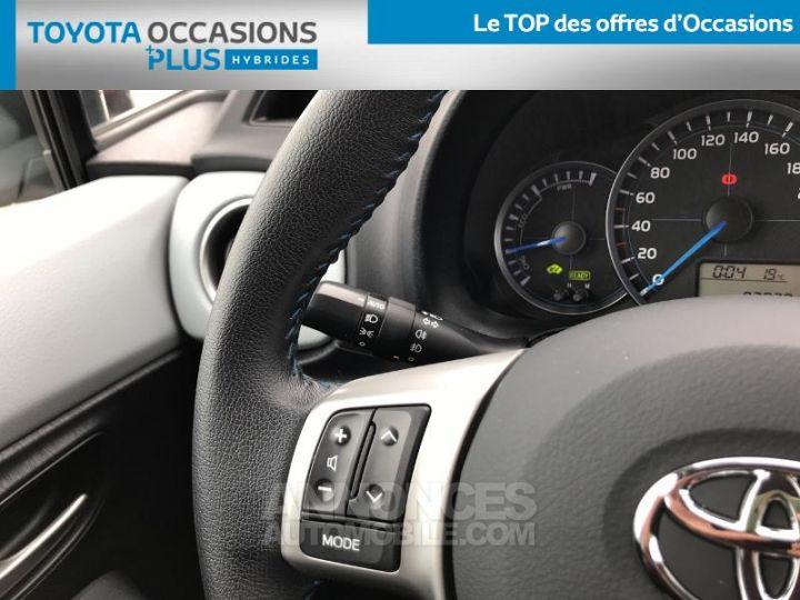 Toyota YARIS HSD 100h Graphic 5p Blanc Occasion - 10