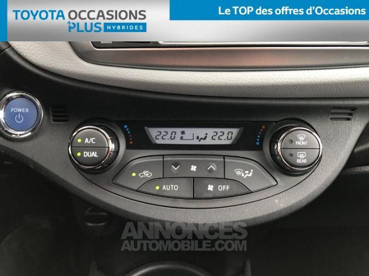 Toyota YARIS HSD 100h Graphic 5p Blanc Occasion - 12