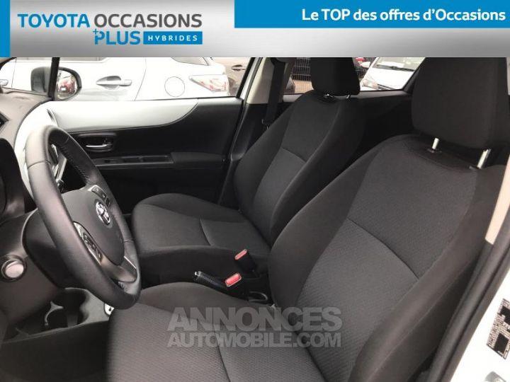Toyota YARIS HSD 100h Graphic 5p Blanc Occasion - 13