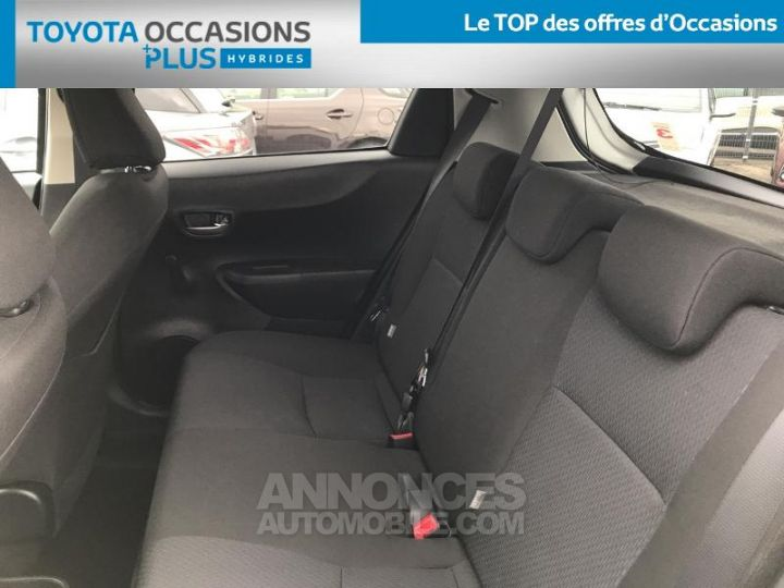 Toyota YARIS HSD 100h Graphic 5p Blanc Occasion - 14