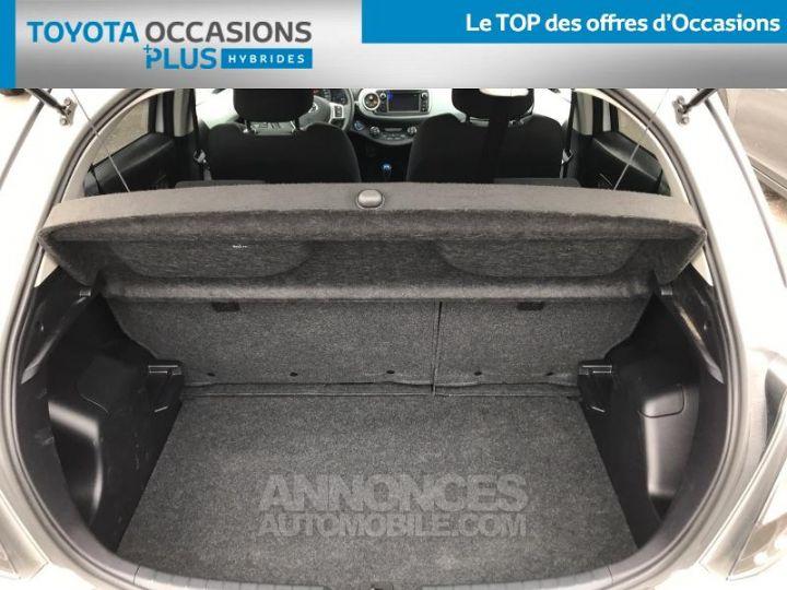 Toyota YARIS HSD 100h Graphic 5p Blanc Occasion - 15