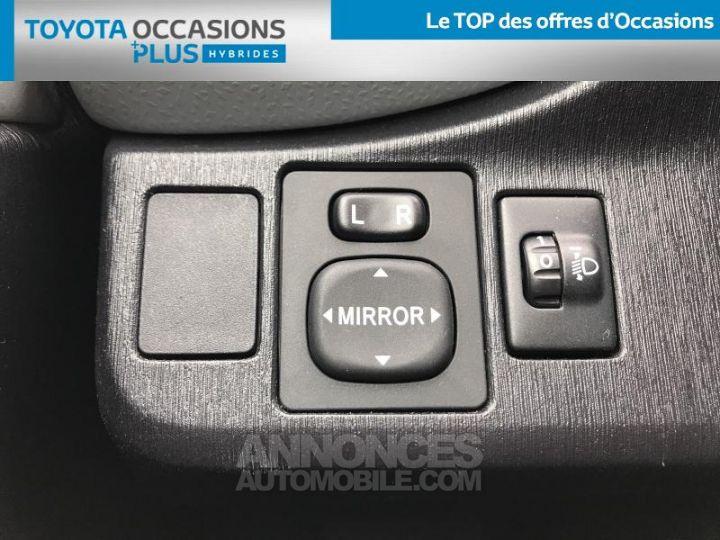 Toyota YARIS HSD 100h Graphic 5p Blanc Occasion - 16