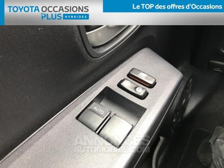Toyota YARIS HSD 100h Graphic 5p Blanc Occasion - 17