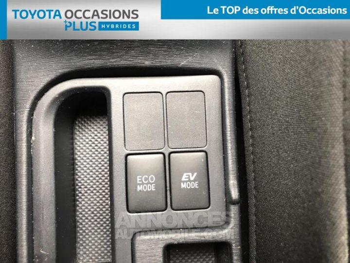 Toyota YARIS HSD 100h Graphic 5p Blanc Occasion - 18