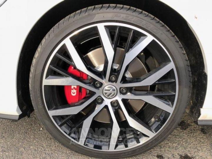 Volkswagen Golf GTI 245 PERFORMANCE DSG Blanc Occasion - 4