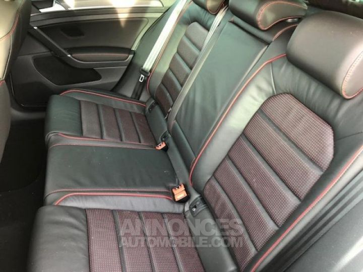 Volkswagen Golf GTI 245 PERFORMANCE DSG Blanc Occasion - 9