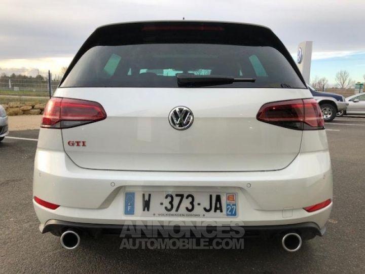 Volkswagen Golf GTI 245 PERFORMANCE DSG Blanc Occasion - 10