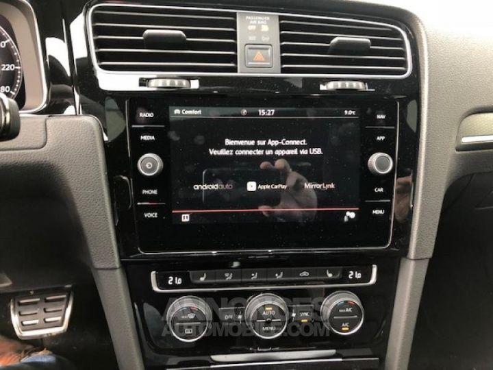 Volkswagen Golf GTI 245 PERFORMANCE DSG Blanc Occasion - 11