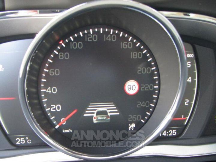 Volvo S60 T3 152ch X Gris osmium Occasion - 19