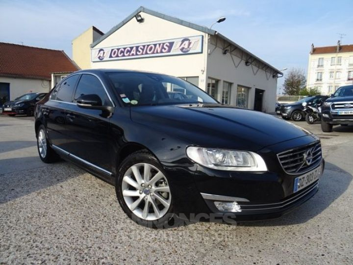 Volvo S80 D4 181CH SUMMUM GEARTRONIC NOIR Occasion - 2