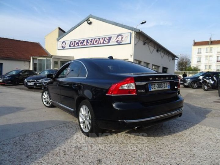 Volvo S80 D4 181CH SUMMUM GEARTRONIC NOIR Occasion - 10