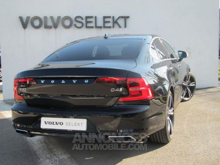 Volvo S90 D4 190ch R-Design Geartronic Noir Onyx Occasion - 2