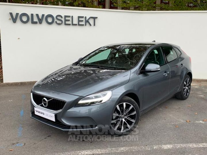 Volvo V40 D2 AdBlue 120ch Edition GRIS Occasion - 1