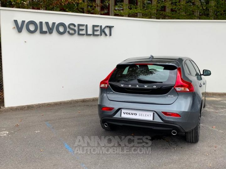 Volvo V40 D2 AdBlue 120ch Edition GRIS Occasion - 4