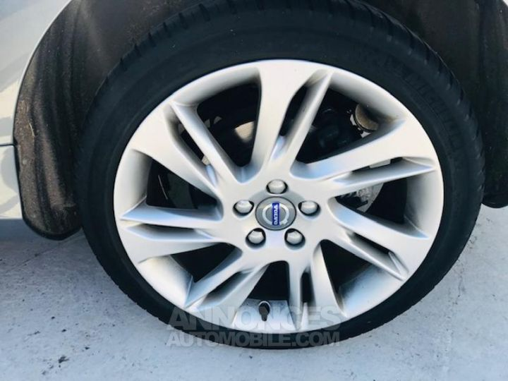 Volvo V40 D3 150ch Xenium Geartronic GRIS TITANE Occasion - 5