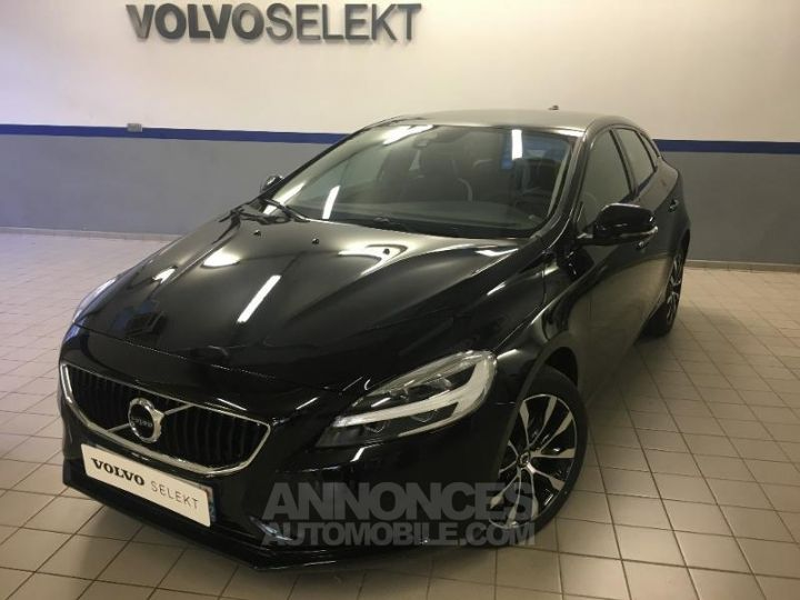 Volvo V40 T2 122ch Edition Geartronic Noir Métal Occasion - 1