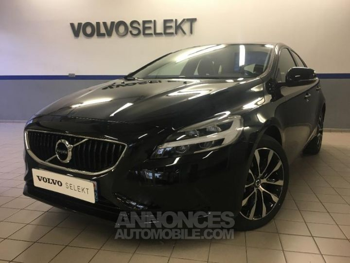Volvo V40 T2 122ch Edition Geartronic Noir Métal Occasion - 2