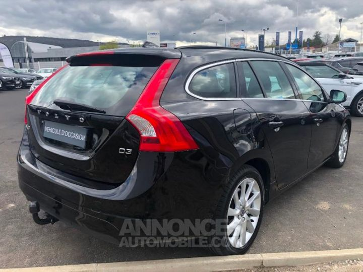 Volvo V60 D3 150ch Momentum Business Geartronic NOIR Occasion - 2