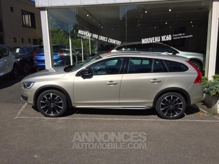 Volvo V60 D4 190ch Summum Geartronic SABLE LUMINEUX Occasion - 5