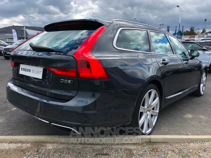 Volvo V90 D5 AWD 235ch Inscription Geartronic GRIS SAVILLE Occasion - 2