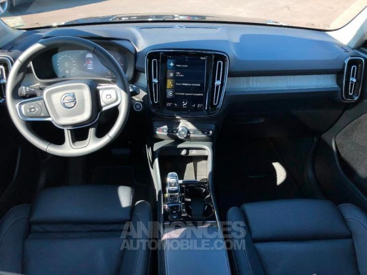 Volvo XC40 D3 AdBlue AWD 150ch Inscription Luxe Geartronic 8 Noir Onyx Métallisé 717 Occasion - 3