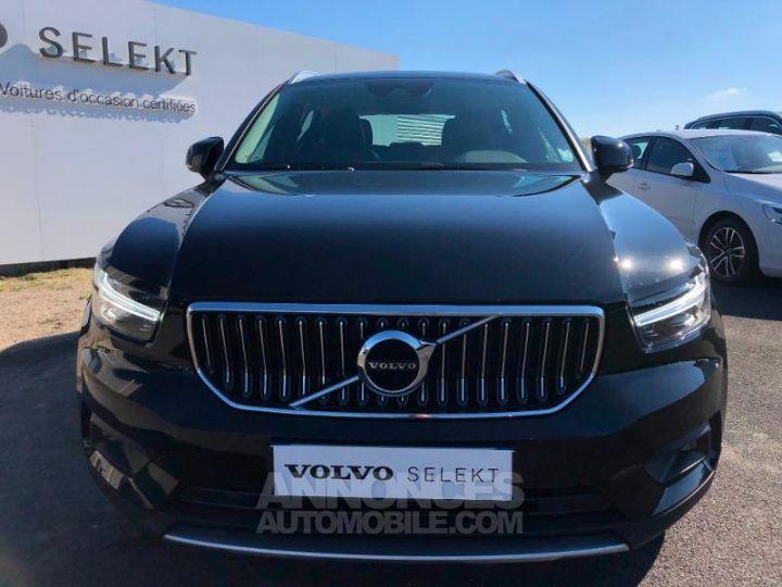 Volvo XC40 D3 AdBlue AWD 150ch Inscription Luxe Geartronic 8 Noir Onyx Métallisé 717 Occasion - 7