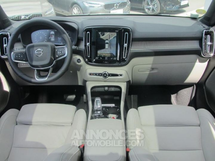 Volvo XC40 D4 AdBlue AWD 190ch Inscription Luxe Geartronic 8 Sable lumineux Occasion - 7