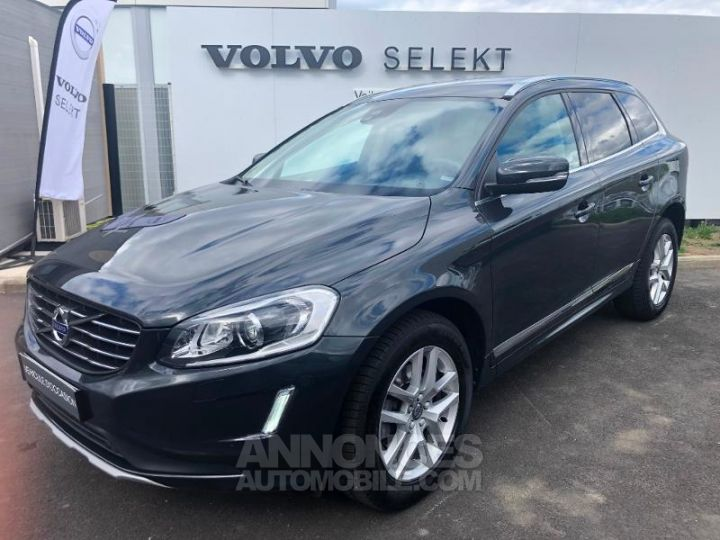 Volvo XC60 D4 190ch Summum Geartronic GRIS Occasion - 1