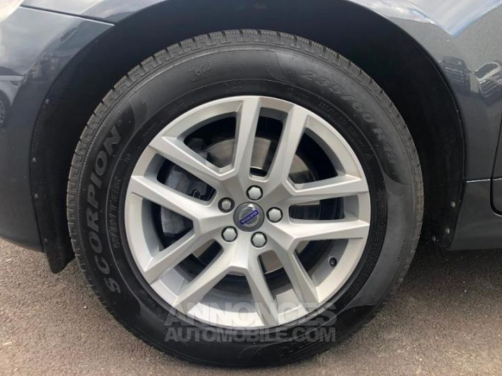 Volvo XC60 D4 190ch Summum Geartronic GRIS Occasion - 7