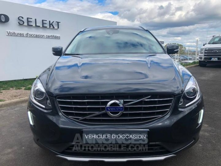 Volvo XC60 D4 190ch Summum Geartronic GRIS Occasion - 8