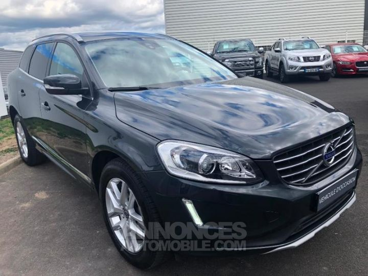 Volvo XC60 D4 190ch Summum Geartronic GRIS Occasion - 9