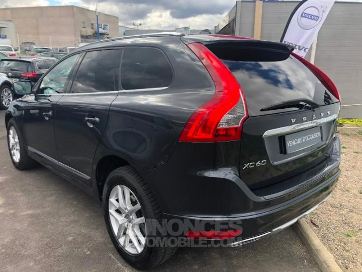 Volvo XC60 D4 190ch Summum Geartronic GRIS Occasion - 11