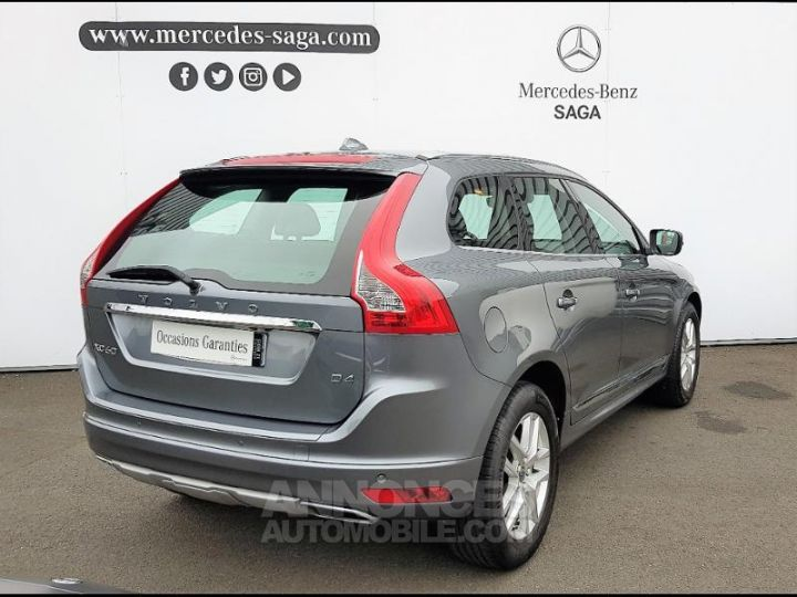 Volvo XC60 D4 190ch Xenium Geartronic GRIS FONCE Occasion - 2