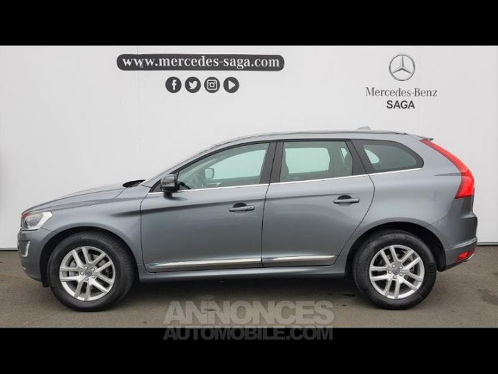 Volvo XC60 D4 190ch Xenium Geartronic GRIS FONCE Occasion - 5
