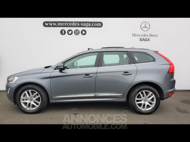 Volvo XC60 D4 190ch Xenium Geartronic GRIS FONCE Occasion - 8