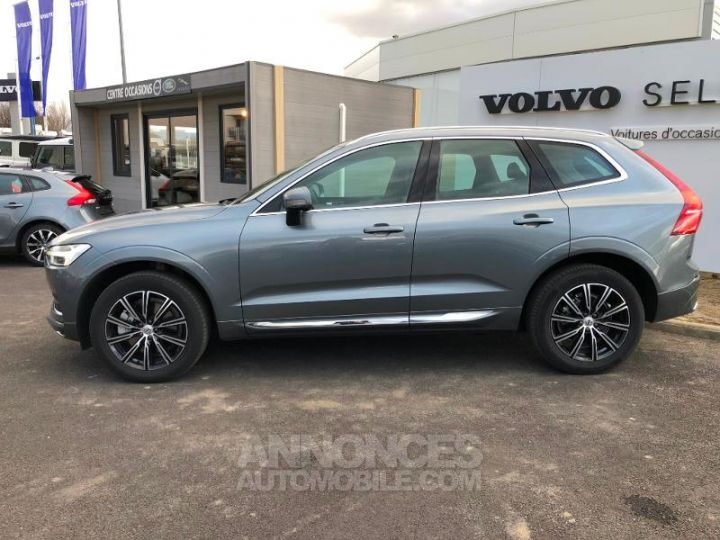 Volvo XC60 D4 AdBlue AWD 190ch Inscription Geartronic GRIS OSMIUM Occasion - 6