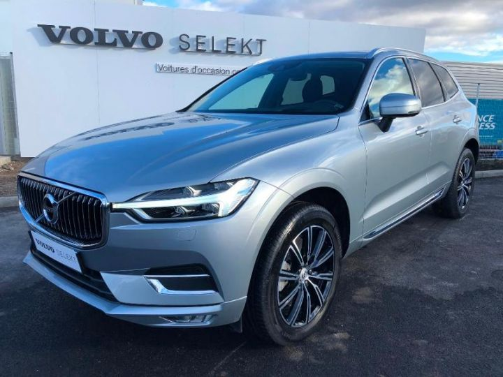 volvo xc60 d4 adblue awd 190ch inscription luxe geartronic argent electrique m tallis 47. Black Bedroom Furniture Sets. Home Design Ideas