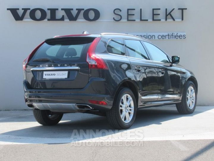 Volvo XC60 D4 AWD 181ch Summum Geartronic GRIS C Occasion - 2