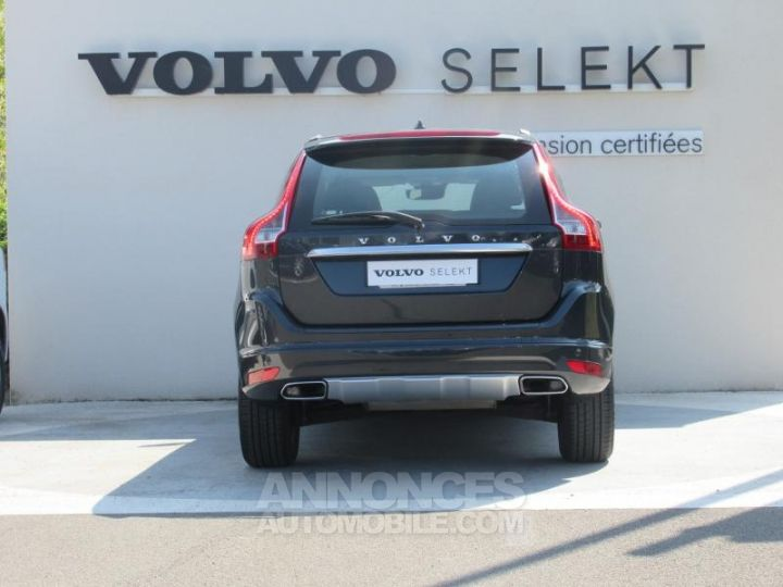 Volvo XC60 D4 AWD 181ch Summum Geartronic GRIS C Occasion - 3