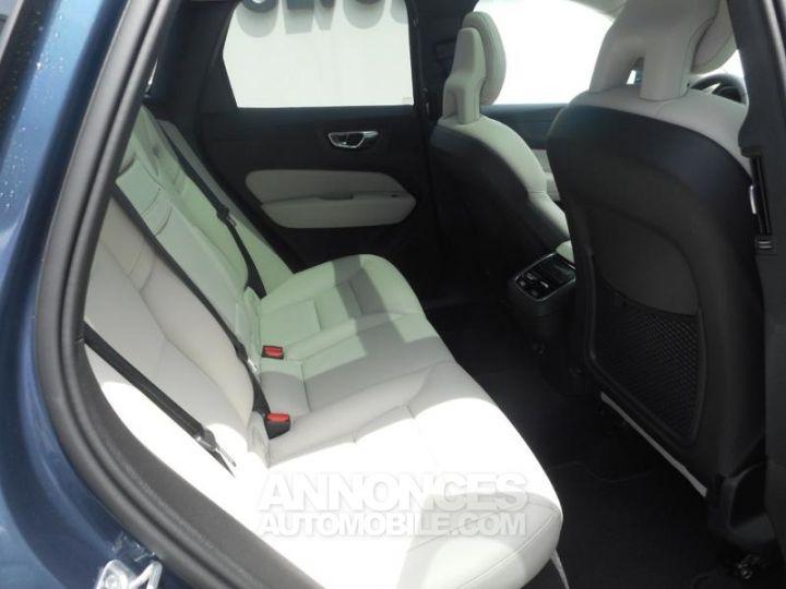 Volvo XC60 D5 AdBlue AWD 235ch Inscription Luxe Geartronic 723 BLEU DENIM METALLISE Occasion - 5