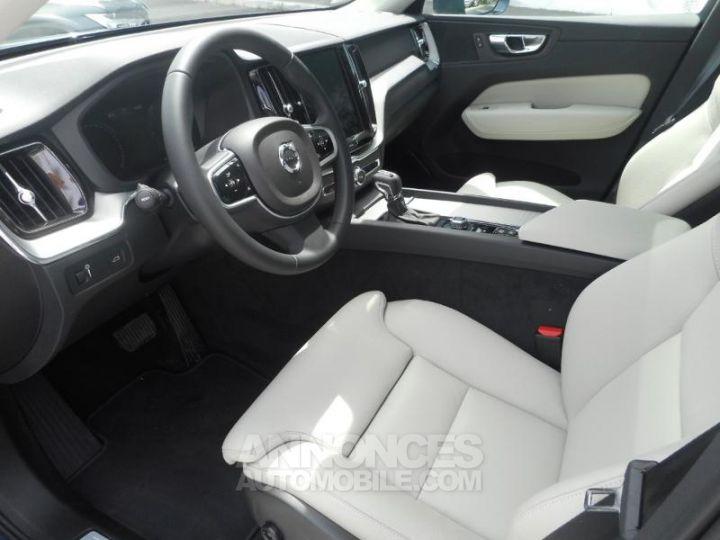 Volvo XC60 D5 AdBlue AWD 235ch Inscription Luxe Geartronic 723 BLEU DENIM METALLISE Occasion - 7