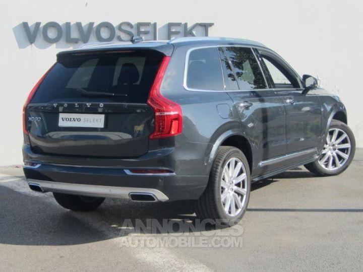 Volvo XC90 D4 190ch Inscription Geartronic 5 places 492 GRIS SAVILLE Occasion - 2