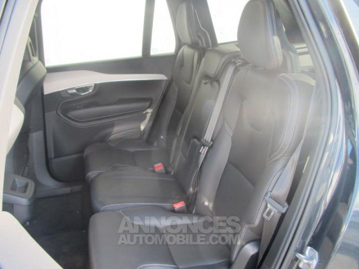 Volvo XC90 D4 190ch Inscription Geartronic 5 places 492 GRIS SAVILLE Occasion - 6