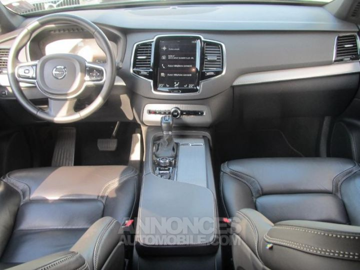 Volvo XC90 D4 190ch Inscription Geartronic 5 places 492 GRIS SAVILLE Occasion - 7